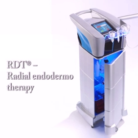 RDT Radial Endoderm therapy vacuum Iskra Medical